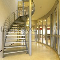 Design Trap Utiliteitsbouw - Level Trappen & Constructies B.V. - Utiliteitsbouw Trap