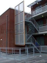 Utiliteitsbouw Trappen Buiten - Level Trappen & Constructies B.V. - Utiliteitsbouw Trap