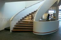 Bordestrap Kantoor - Level Trappen & Constructies B.V. - Utiliteitsbouw Trap