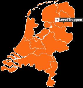 Level Trappen Hoogeveen - Level Trappen & Constructies B.V. - Utiliteitsbouw Trap